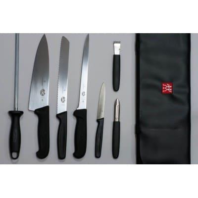 Victorinox professionele keukenmessen en zakmessen op voorraad